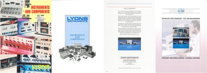 claude lyons front covers
